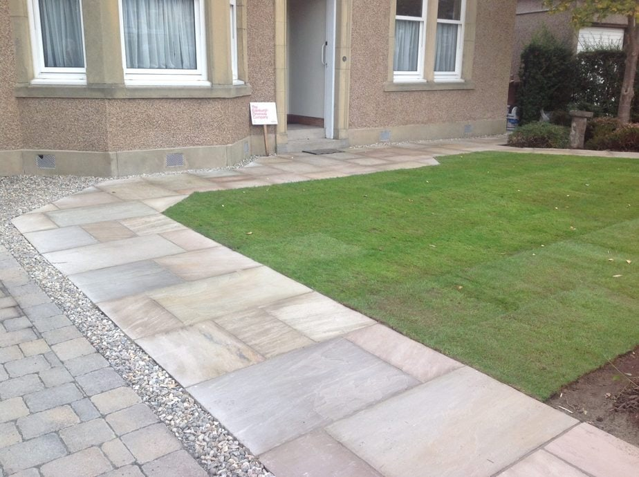 indian sandstone raj blend