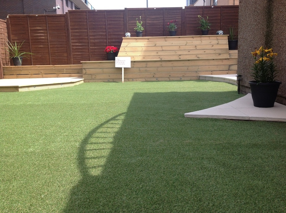 landscaping ideas edinburgh