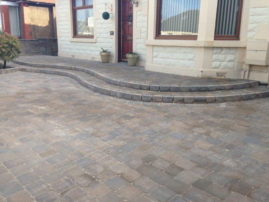 paving & landscaping edinburgh