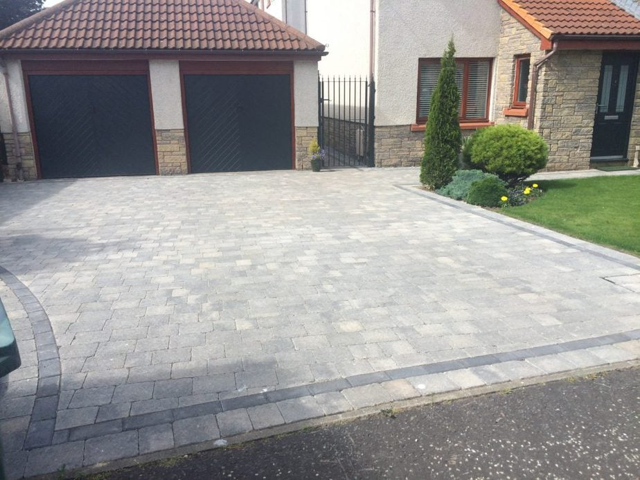 lovely driveway