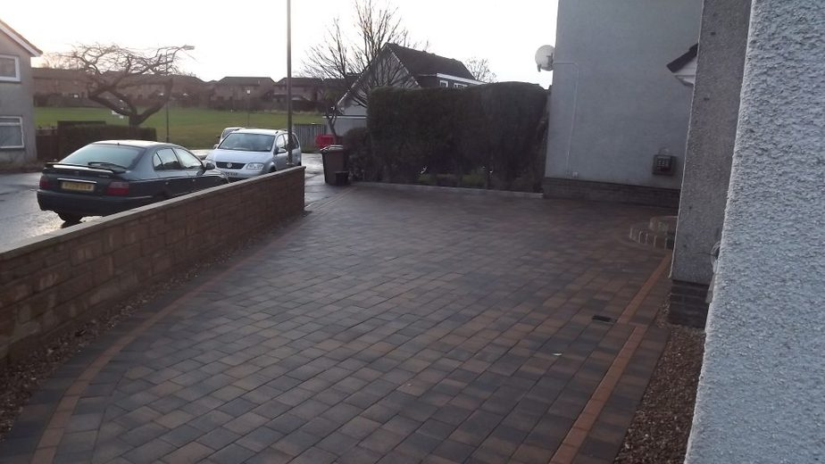landscaping south queensferry