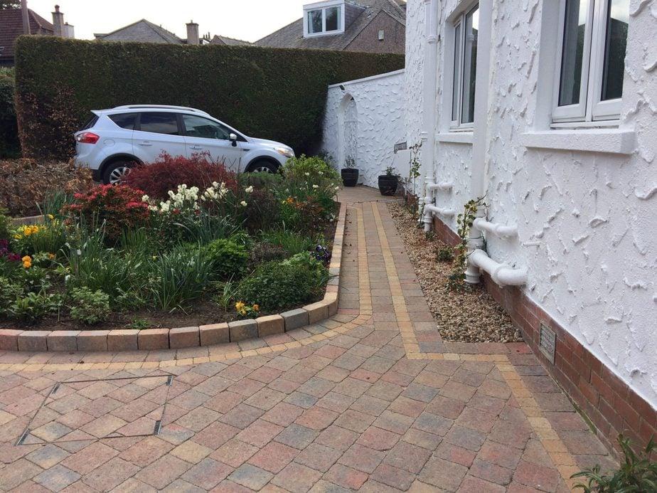 Landscape gardeners edinburgh the edinburgh driveway company landscape gardeners edinburgh workwithnaturefo