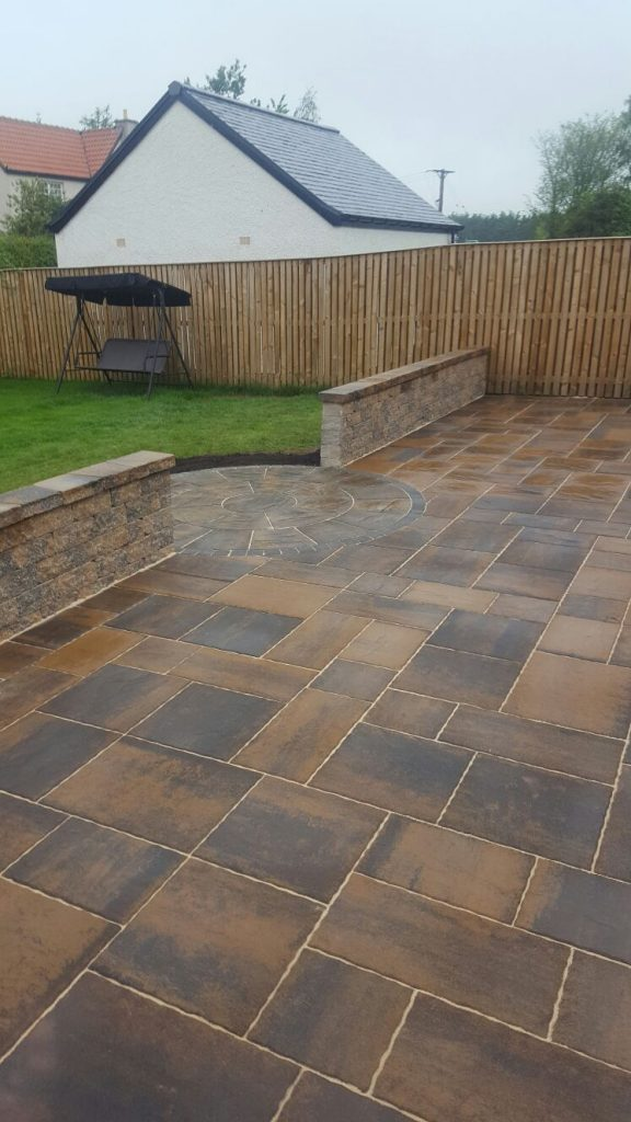 Landscaping & Garden walling
