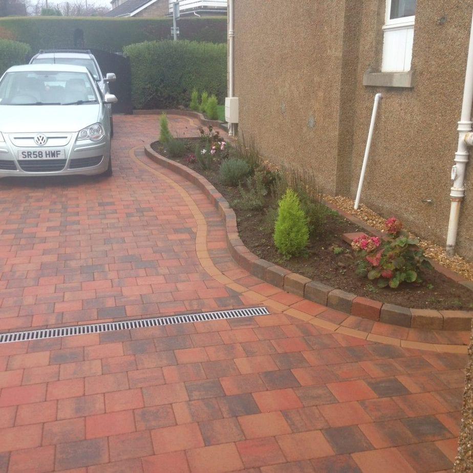 long lasting driveway design edinburgh eh4